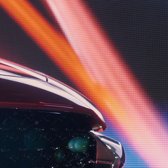 "MAZDA Design Touch 2019 ""ART OF LIGHT -reflection-"""